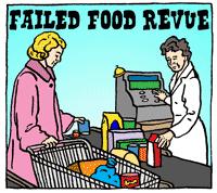 Failed Food Revue