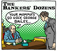 The Bankers' Dozens