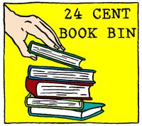 24 Cent Book Bin