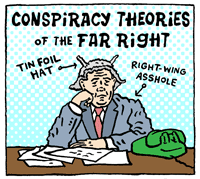 Conspiracy Theories of the Far Right
