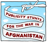 Afghanistan Publicity