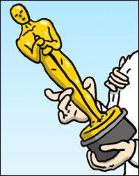 Oscar Baitin'!