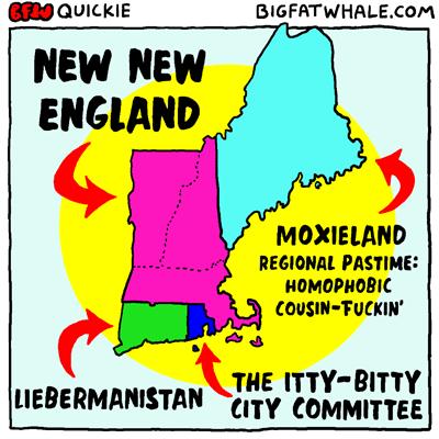 New New England