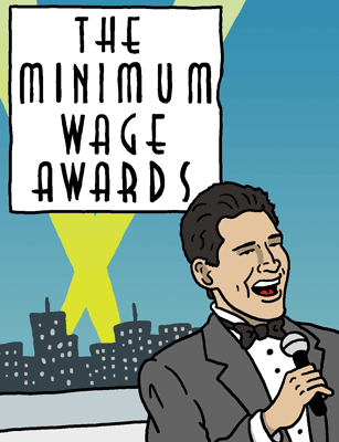 The Minimum Wage Awards
