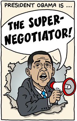 The Super-Negotiator
