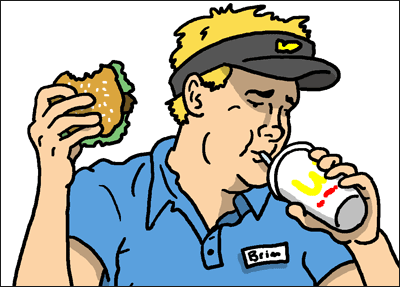McBudget Advice for Fast-Food Employees