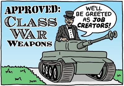 Class War Weapons