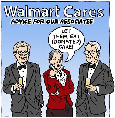 Walmart Cares