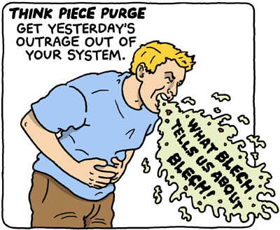 Outrage Exercises