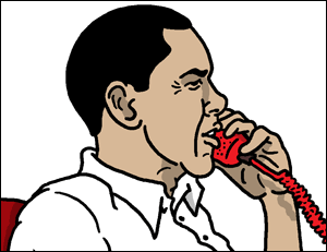 Obama Calls Putin