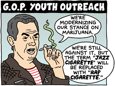 GOP Youth Outreach